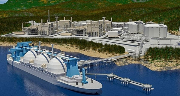 ATCO to play major role in LNG-related housing project