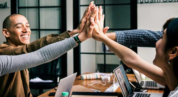 Eight ways leaders build collaboration