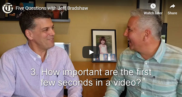 Body language hacks to project leadership presence on video