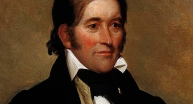 The legend of Davy Crockett