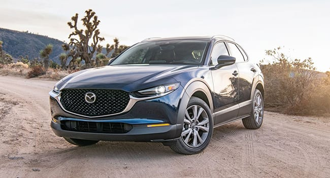 Mazda CX-3 nimble and versatile