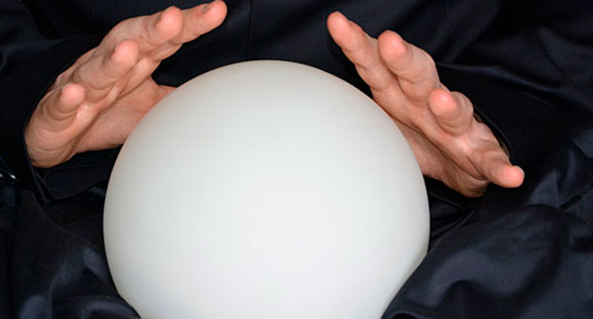 Crude oil crystal ball shows cloudy future