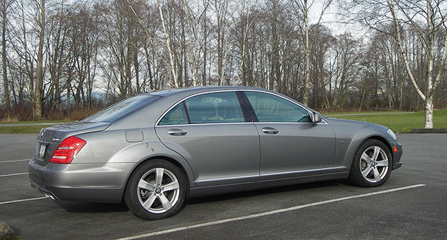 Buying used: Mercedes S400h holds its value