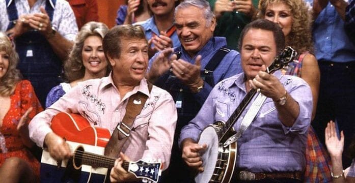 In praise of Hee Haw's old-time country laughs – and music
