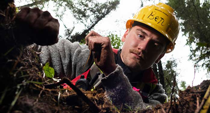 Forestry field school gets a makeover for a growing industry